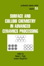Surface and Colloid Chemistry in Advanced Ceramics Processing: 51 (Surfactant Science)