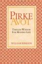 Pirke Avot: Timeless Wisdom for Modern Life - William Berkson