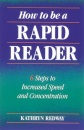 How to be a Rapid Reader