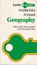 Geography: A Level Passbook (Key Facts)