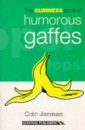 The Guinness Book of Gaffes