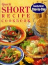 Quick Short Recipe Cookbook (Step-by-Step)