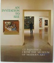 Invitation to See: 125 Paintings from the Museum of Modern Art