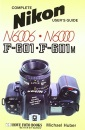 Nikon F.601 and F.601M (Hove User's Guide)
