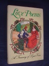 Victorian Love Poems