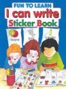 I Can Write (Fun to Learn)