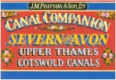 Pearson's Canal Companion Severn and Avon: Upper Thames, Cotswold and Gloucester & Sharpness Canals - Michael Pearson