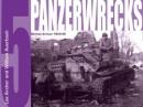 Panzerwrecks 5: German Armour 1944-45 - Lee Archer,William Auerbach