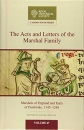 The Acts and Letters of the Marshal Family: Marshals of England and Earls of Pembroke, 1145–1248: 47 (Camden Fifth Series, Series Number 47)