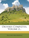 Oeuvres Compl Tes, Volume 2...
