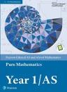 Edexcel AS and A level Mathematics Pure Mathematics Year 1/AS Textbook + e-book (A level Maths and Further Maths 2017)