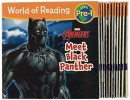 Marvel Meet the Super Heroes! (World of Reading)