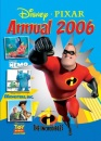 Disney Pixar Annual 2006