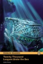 """""""20,000 Leagues Under the Sea"""": Level 1 (Penguin Readers Simplified Text)"""
