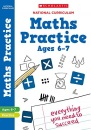 Maths practice book for ages 6-7 (Year 2). Perfect for Home Learning. (100 Practice Activities)