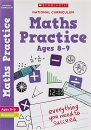 Maths practice book for ages 8-9 (Year 4). Perfect for Home Learning. (100 Practice Activities)