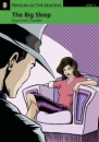The Big Sleep Book and MP3 Pack: Level 3: Penguin Active Reading (Penguin Active Reading (Graded Readers))