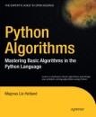 Python Algorithms: Mastering Basic Algorithms in the Python Language (Expert's Voice in Open Source) - Magnus Lie Hetland