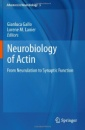 Neurobiology of Actin: From Neurulation to Synaptic Function (Advances in Neurobiology)
