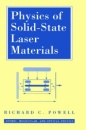Physics of Solid State Laser Materials (Atomic, Molecular and Optical Physics Series) - Richard C. Powell