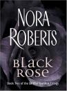 Black Rose (Thorndike Paperback Bestsellers)