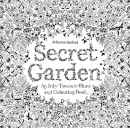 Secret Garden: An Inky Treasure Hunt and Colouring Book: 1