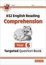 KS2 English Targeted Question Book: Year 6 Comprehension - Book 1: perfect for catching up at home (CGP KS2 English)