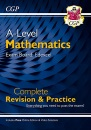 A-Level Maths for Edexcel: Year 1 & 2 Complete Revision & Practice with Online Edition: perfect for catch-up and the 2022 and 2023 exams (CGP A-Level Maths)