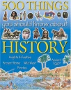 500 Things You Should Know About History (Flexibacks)