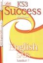 KS3 Success Workbook English Levels 4-7 (KS3 Success Workbooks) (Letts Key Stage 3 Success)