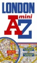 London Mini Street Atlas (A-Z Street Atlas)