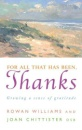 For All That Has Been,Thanks: Growing a sense of Gratitude
