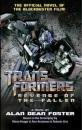 Transformers Revenge of the Fallen Movie Novel