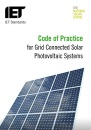 Code of Practice for Grid-connected Solar Photovoltaic Systems: Design, specification, installation, commissioning, operation and maintenance (IET Codes and Guidance)