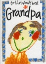To the World's Best Grandpa (Words & Pictures by Children)