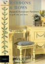 Ribbons and Bows :  Painted Furniture Patterns To Pull Out And Trace