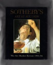 Sotheby's Art at Auction: The Art Market Review 1993-94