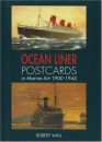 Ocean Liner Postcards in Marine Art, 1900-45