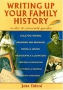 Writing Up Your Family History: A Do-it-yourself Guide (Genealogy)