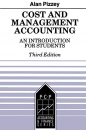 Cost and Management Accounting: An Introduction for Students (Accounting and Finance series)