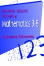 Managing Effective Teaching of Mathematics 3-8 (1-Off Series) - Mrs Suzanne Edwards