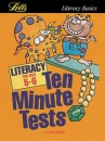 KS1 Ten Minute Tests: Literacy (ages 5-6): Age 5-6