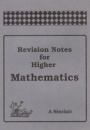 Revision Notes for Higher Mathematics