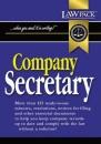 Company Secretary (Legal Form Books)
