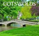 Cotswolds in Cameracolour: A Souvenir Collection of Superb Colour Photographs (Souvenir picture books)