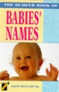 The Bumper Book of Babies' Names (Baby Names)