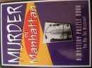 Murder in Manhattan: A Mystery Puzzle Book (Mystery Puzzle Books)