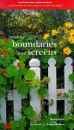 Creating Boundaries and Screens (Gardening Workbooks)