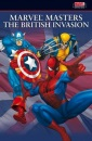 The British Invasion: v. 1 (Marvel Masters)
