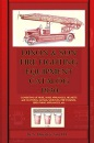 Dixon & Son Fire Fighting Equipment Catalog -1930-: Consisting of hose, hose appliances, helmets and clothing, gongs, whistles, fire engines, breathing appliances, etc.